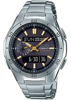 Casio Часы Casio WVA-M650D-1A2. Коллекция Wave Ceptor casio часы casio wva m630td 1a коллекция wave ceptor