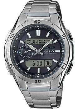 Casio Часы Casio WVA-M650TD-1A. Коллекция Wave Ceptor casio wave ceptor wv 200de 1a