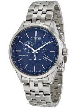 Citizen Часы Citizen AT2141-52L. Коллекция Eco-Drive велосипедный шлем