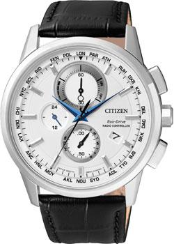 лучшая цена Citizen Часы Citizen AT8110-11A. Коллекция Radio-Controlled