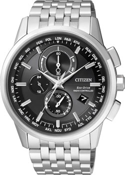 лучшая цена Citizen Часы Citizen AT8110-61E. Коллекция Radio-Controlled