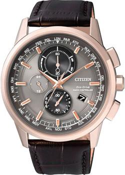 лучшая цена Citizen Часы Citizen AT8113-12H. Коллекция Radio-Controlled