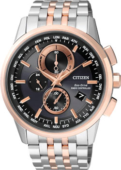 лучшая цена Citizen Часы Citizen AT8116-65E. Коллекция Radio-Controlled
