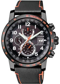 Citizen Часы Citizen AT8125-05E. Коллекция Eco-Drive цена