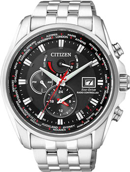 лучшая цена Citizen Часы Citizen AT9030-55E. Коллекция Radio-Controlled