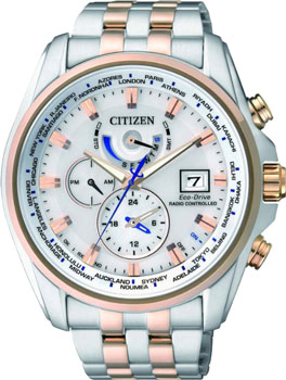 Citizen Часы Citizen AT9034-54A. Коллекция Eco-Drive citizen часы citizen eg3225 54a коллекция eco drive