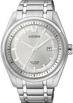 Citizen Часы Citizen AW1240-57A. Коллекция Super Titanium vitaly mushkin clé de sexe toute femme est disponible