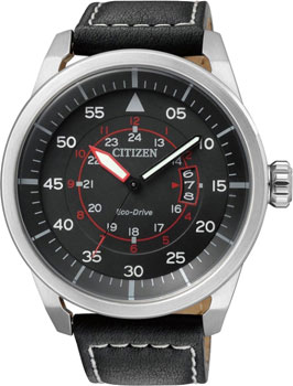 Citizen Часы Citizen AW1360-04E. Коллекция Eco-Drive мужские часы citizen aw1360 55a
