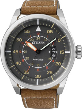 Citizen Часы Citizen AW1360-12H. Коллекция Eco-Drive citizen часы citizen aw1360 04e коллекция eco drive