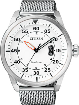 Citizen Часы Citizen AW1360-55AE. Коллекция Eco-Drive цена и фото