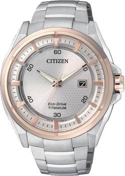Citizen Часы Citizen AW1404-51A. Коллекция Super Titanium женские часы citizen ex1100 51a