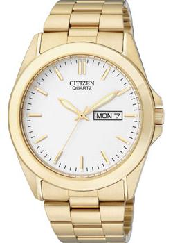 Citizen Часы Citizen BF0582-51AE. Коллекция Basic citizen часы citizen bf2011 51ee коллекция basic