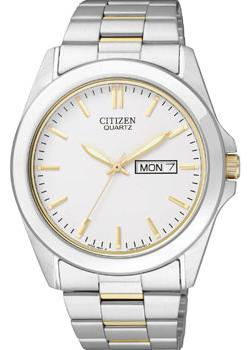 Citizen Часы Citizen BF0584-56AE. Коллекция Basic citizen часы citizen bf2011 51ee коллекция basic