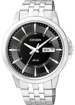 Citizen Часы Citizen BF2011-51EE. Коллекция Basic citizen часы citizen bf2011 51ee коллекция basic