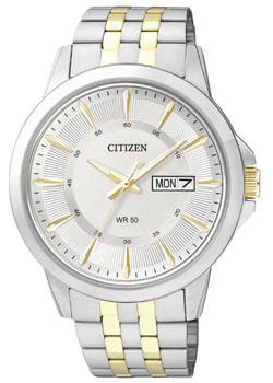 Citizen Часы Citizen BF2018-52AE. Коллекция Basic citizen citizen bf2018 52ee