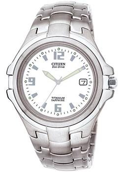 Citizen Часы Citizen BM1290-54B. Коллекция Titanium citizen bj6501 28a