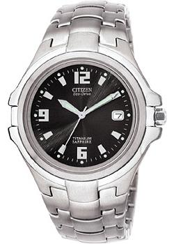 Citizen Часы Citizen BM1290-54F. Коллекция Titanium citizen citizen bm1290 54l