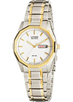 Citizen Часы Citizen BM8434-58AE. Коллекция Eco-Drive citizen часы citizen ew5490 59a коллекция eco drive