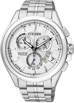 �������� �������� ������� ���� Citizen BY0050-58A. ��������� Titanium Chronograph