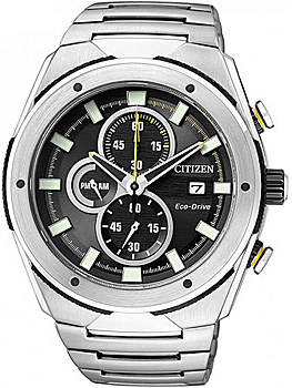 Citizen Часы Citizen CA0155-57E. Коллекция Eco-Drive часы citizen as2031 57e
