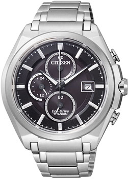 Citizen Часы Citizen CA0350-51E. Коллекция Titanium citizen an3534 51e citizen