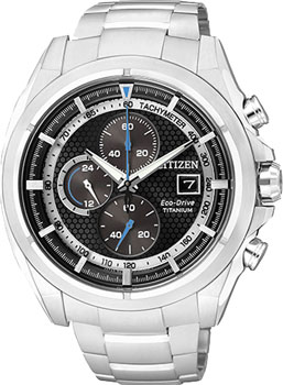 Citizen Часы Citizen CA0550-52E. Коллекция Super Titanium citizen часы citizen cc1090 52e коллекция satellite wave