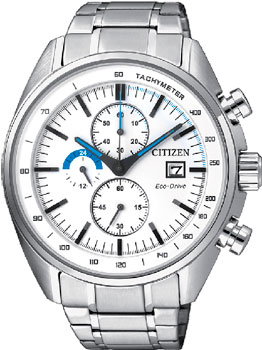 Citizen Часы Citizen CA0590-58AE. Коллекция Eco-Drive citizen часы citizen bm8243 05ee коллекция eco drive