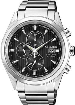 Citizen Часы Citizen CA0650-82F. Коллекция Eco-Drive mont blanc legend intense