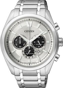 Citizen Часы Citizen CA4010-58A. Коллекция Super Titanium
