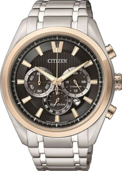Citizen Часы Citizen CA4014-57E. Коллекция Super Titanium часы citizen as2031 57e