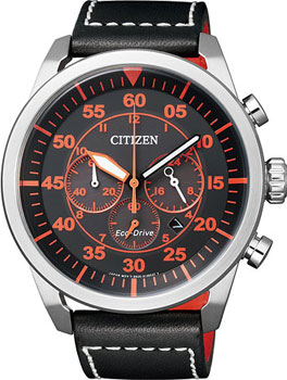 Citizen Часы Citizen CA4210-08E. Коллекция Eco-Drive citizen at0761 08e citizen
