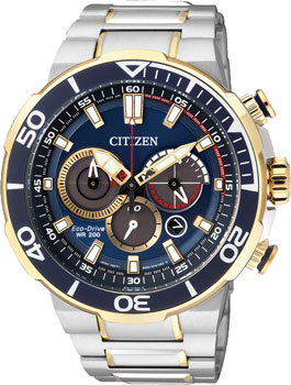 Часы Citizen Eco-Drive CA4254-53L
