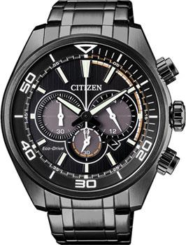 лучшая цена Citizen Часы Citizen CA4335-88E. Коллекция Eco-Drive