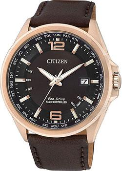 лучшая цена Citizen Часы Citizen CB0017-03W. Коллекция Radio-Controlled