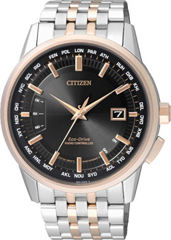 лучшая цена Citizen Часы Citizen CB0156-66E. Коллекция Radio-Controlled