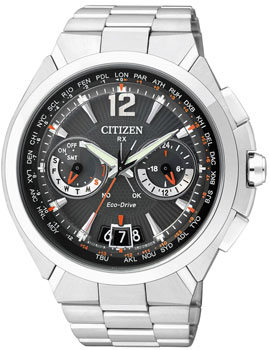 Citizen Часы Citizen CC1090-52E. Коллекция Satellite Wave цены онлайн