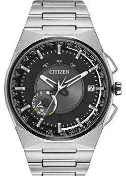 Citizen Часы Citizen CC2006-53E. Коллекция Satellite Wave citizen citizen ca4280 53e