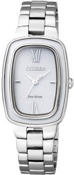 Citizen Часы Citizen EM0005-56A. Коллекция Eco-Drive женские часы citizen ex0304 56a