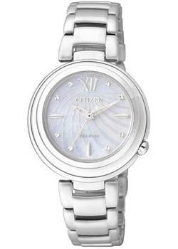 Citizen Часы Citizen EM0331-52D. Коллекция Eco-Drive стоимость