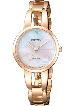 Citizen Часы Citizen EM0433-87D. Коллекция Eco-Drive citizen correct d 316