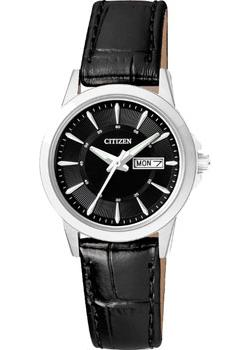 Citizen Часы Citizen EQ0601-03EE. Коллекция Basic citizen часы citizen bf2011 51ee коллекция basic