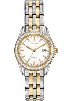 Citizen Часы Citizen EW1908-59A. Коллекция Eco-Drive citizen часы citizen ew5490 59a коллекция eco drive