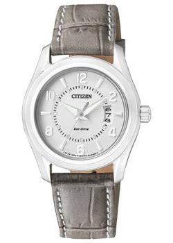 Citizen Часы Citizen FE1011-20A. Коллекция Eco-Drive citizen часы citizen eg3225 54a коллекция eco drive