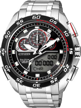 Citizen Часы Citizen JW0124-53E. Коллекция Eco-Drive citizen citizen aw1015 53e