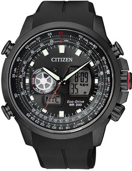 Citizen Часы Citizen JZ1065-05E. Коллекция Promaster citizen часы citizen bn2021 03e коллекция promaster