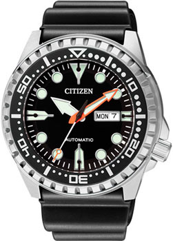 Citizen Часы Citizen NH8380-15EE. Коллекция Automatic citizen часы citizen bf2011 51ee коллекция basic