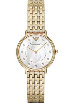 цена Emporio armani Часы Emporio armani AR11007. Коллекция Dress онлайн в 2017 году