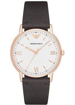 цена Emporio armani Часы Emporio armani AR11011. Коллекция Dress онлайн в 2017 году