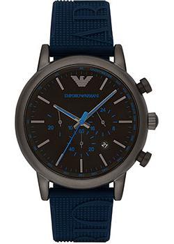 цена Emporio armani Часы Emporio armani AR11023. Коллекция Dress онлайн в 2017 году