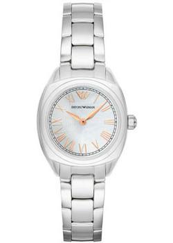 цена Emporio armani Часы Emporio armani AR11037. Коллекция Dress онлайн в 2017 году